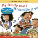 Talking about family in Spanish- a book with CD