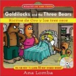 Los tres osos  a book and CD for practicing house vocabulary