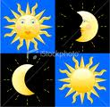 Spanish song for kids teaches vocabulary and verbs - La luna y el sol