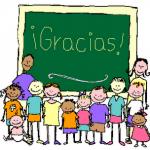 Thank you Spanish