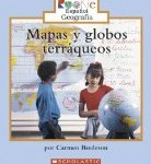 Book about maps for kids in Spanish