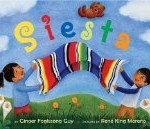 Siesta - A beautiful picture book to teach colors and common vocabulary in Spanish