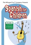 Spanish for Children: A DVD from The Bilingual Fun Company