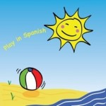 music to teach Spanish to children
