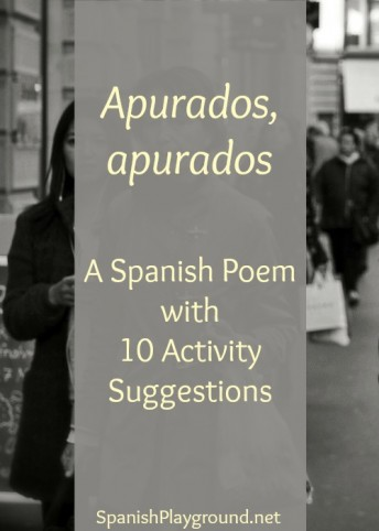 This poem by Douglas Wright teaches questions and adjectives to kids learning Spanish.