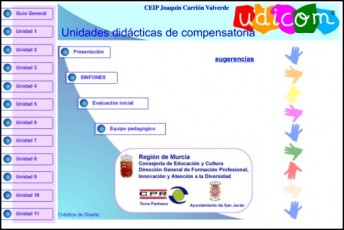 Printable Spanish activities from Udicom.