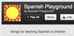 Spanish Songs for Kids - Spanish Playground on YouTube