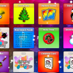 Spanish Christmas Vocabulary Activities from OnlineFreeSpanish