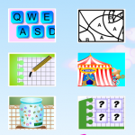 Online Spanish Games -  Letters and Words for Beginning Readers