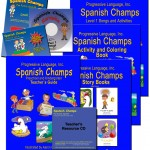 Spanish Curriculum – Spanish Champs