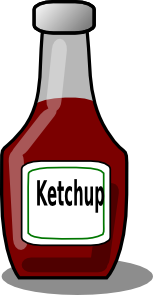 recycling ketchup_bottle