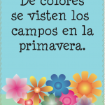 Spanish Song for Kids and Free Printables - De Colores
