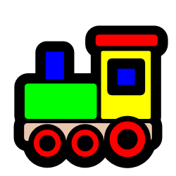 spanish song for kids train