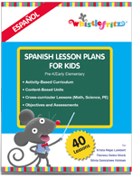 spanish lesson plans kids