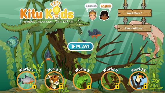 spanish app for kids kitu
