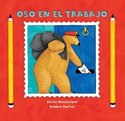spanish story for kids oso trabajo