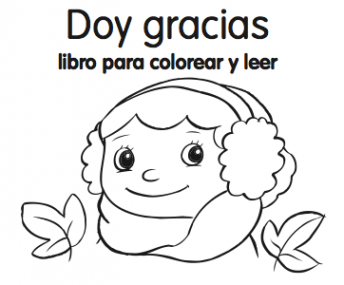 Spanish Thanksgiving Minibook