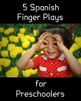 Spanish Finger Plays