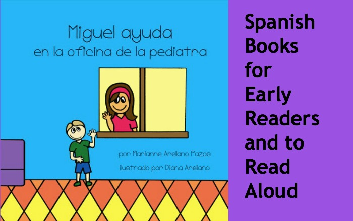 Spanish books for children published by Libros Arellano.