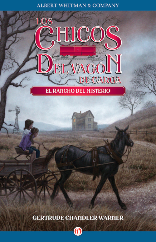 Spanish chapter books for language learners from Open Road Español