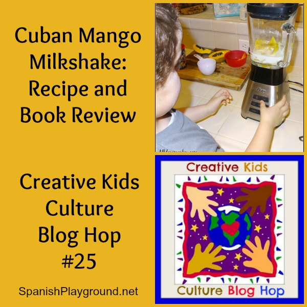 Cuban culture in a picture book and recipe from All Done Monkey.