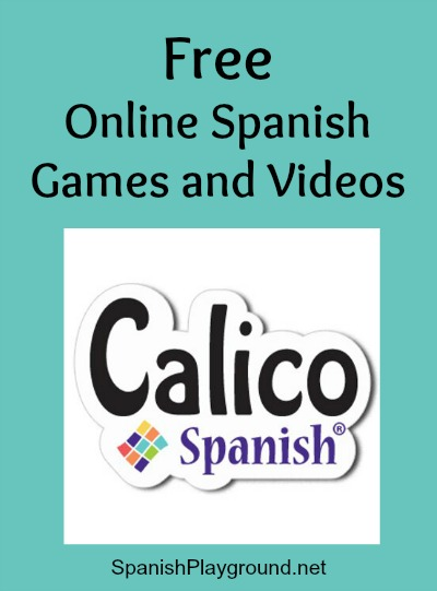 Free online Spanish games teach basic structures and vocabulary to kids.