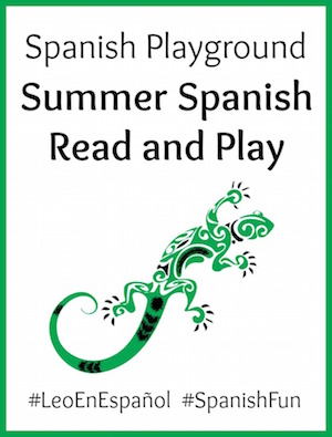 Ideas for summer Spanish for kids.