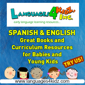 Spanish learning materials for children from Languages4kidz.