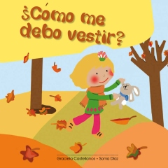 Picture book in Spanish about the seasons.