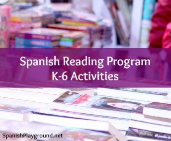 Spanish reading program for K-6 has many effective activities for language learners.