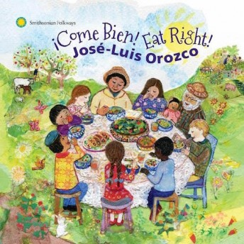 Jose-Luis Orozco sings about eating right and staying healthy.