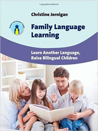 Raising bilingual children with strategies from Christine Jernigan.