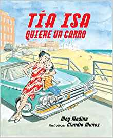 A wonderful Spanish language picture book about the power of family ties.