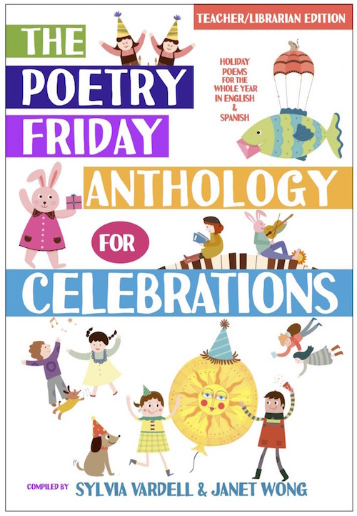 Poetry Book Cover For Kids ~ Spanish poems for kids the poetry friday anthology