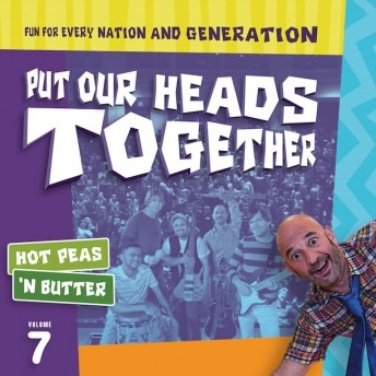 Hot Peas 'N Butter sing bilingual songs about friendship, seasons and colors.