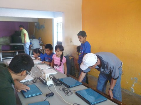 For Giving Tuesday, consider donations to Junto which provides educational opportunities in Mexico.