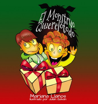 Mariana Llanos discusses her inspiration for her book The Wanting Monster.