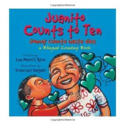 A bilingual counting book for Valentine's Day.