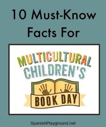 Facts about Multicultural Children's Book Day 2016.