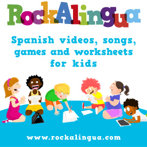 Spanish learning songs for kids from Rockalingua