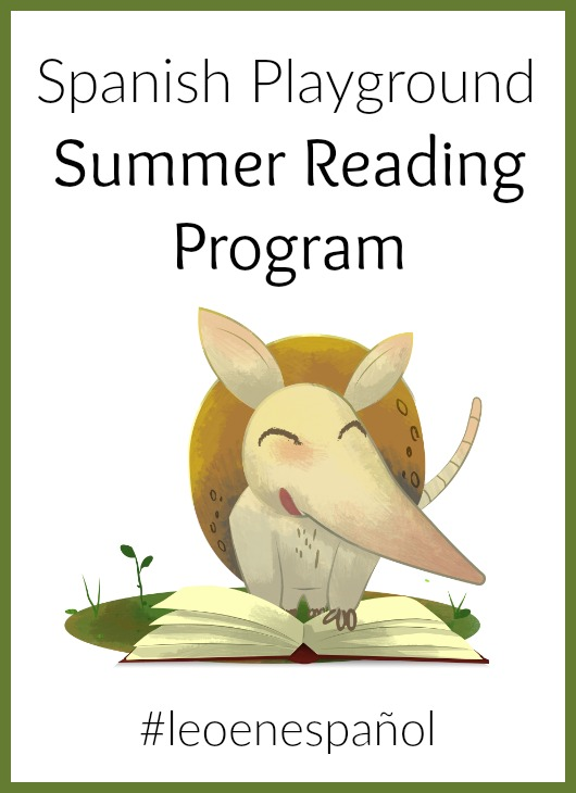A Spanish summer reading program to motivate kids to read during the summer months.