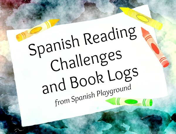Spanish summer reading program resources including challenges, logs and certificates.