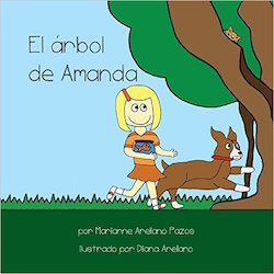 A story about a tree house in Spanish.