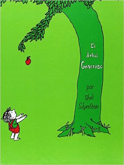 A story about uncoditional love and trees in Spanish.