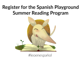 The Spanish summer reading program 2016 encourages kids to read and keep up their language skills.