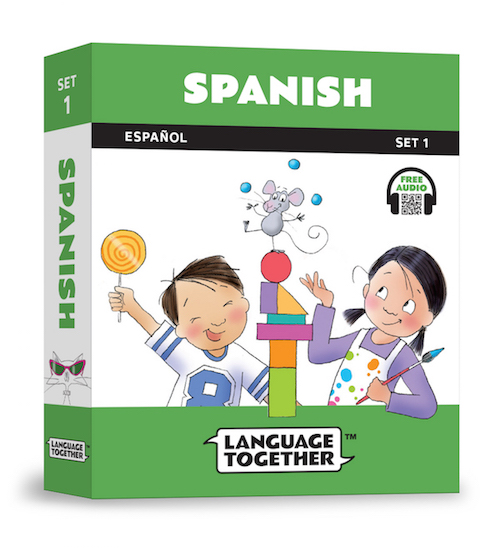 These books for Spanish learners use patterns and repetition.