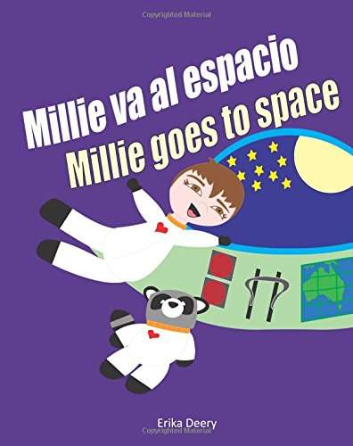 Erika Deery writes bilingual books for young children.
