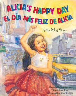 A lovely Spanish read aloud book for language learners.