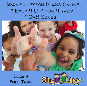 Spanish Preschool Program from Singalingo