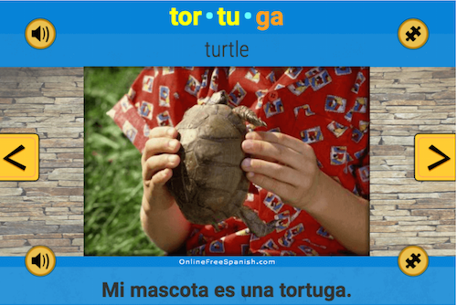 Spanish word of the day activities engage learners with language in small, managable pieces.